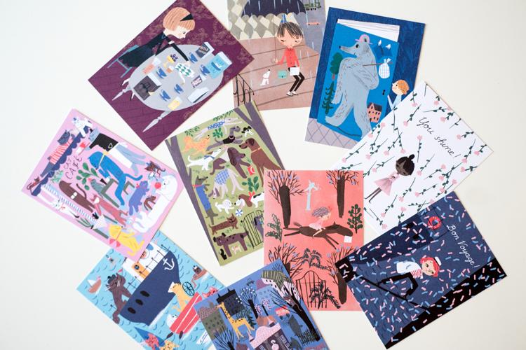 マリカのポストカード色々の写真