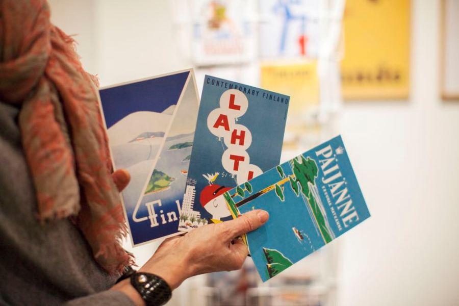 カムトゥフィンランドポストカードイメージ
