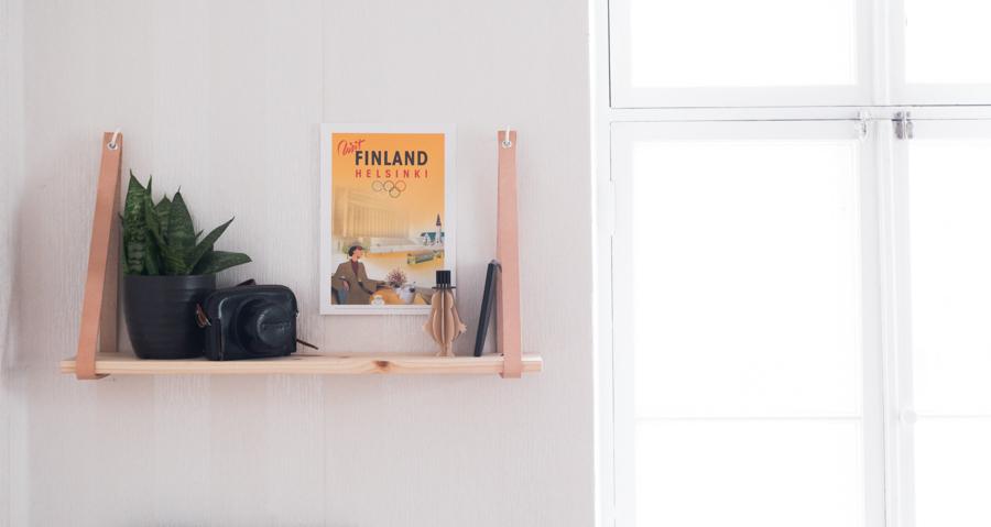 部屋に飾るポスター