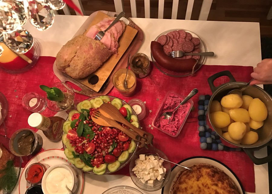 スウェーデンのクリスマス料理
