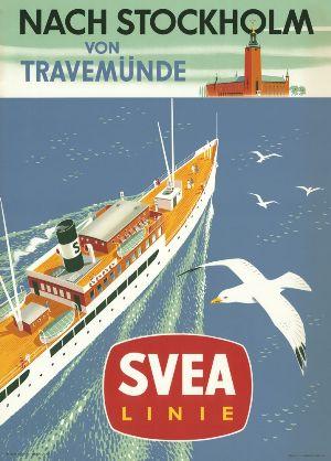 スベアライン船の旅