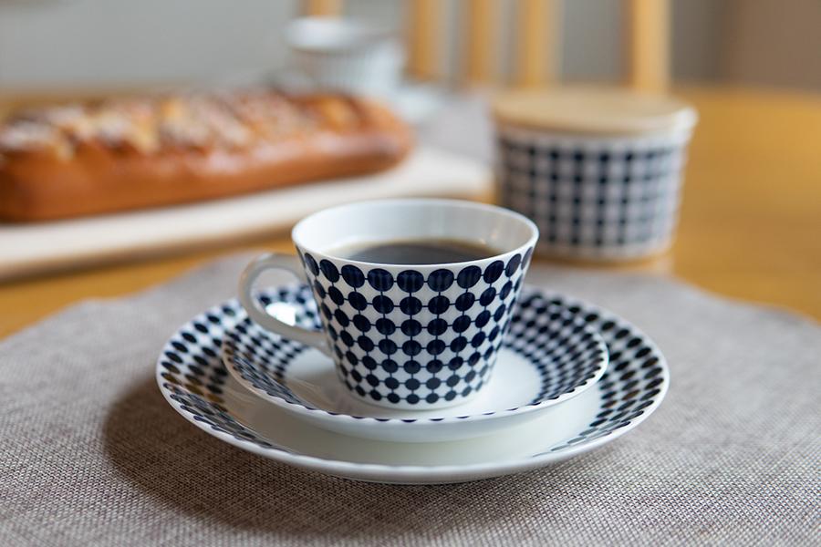 アダム コーヒーカップ&ソーサー