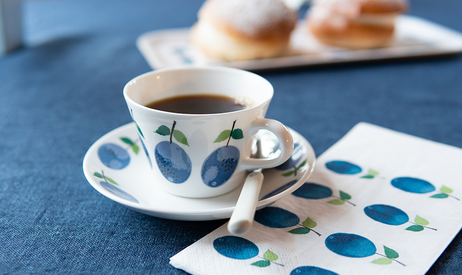 プルーヌス コーヒーC&S