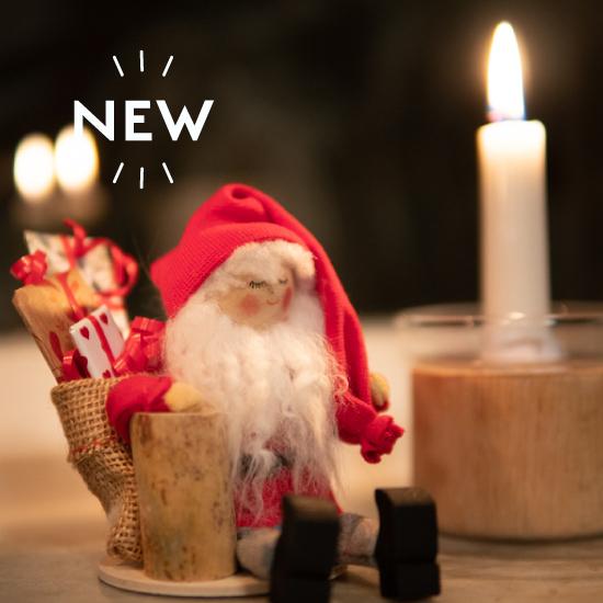 北欧スウェーデン クリスマスデコレーション
