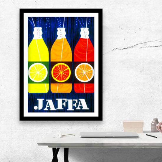 JAFFAポスター