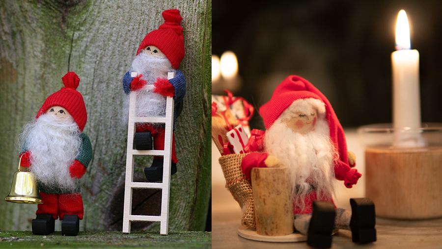 北欧 クリスマスデコレーション